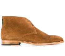 Desert-Boots mit eckiger Kappe