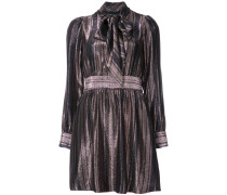 'Etta' Kleid mit Schleifenkragen