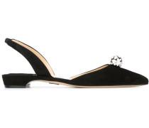 'Rhea Jewel' Slingback-Ballerinas