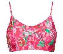 Bikini mit floralem Print - Unavailable