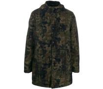 Jacke mit Camouflagemuster