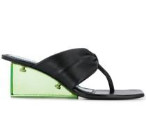 'Karina' 70mm Wedge-Sandalen