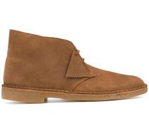 suede-effect desert boots