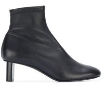 circular heel boots