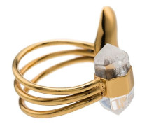 24kt vergoldeter Ear Cuff