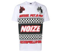 """T-Shirt mit """"Noize""""-Print"""