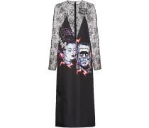 Kleid mit Chantilly-Spitze