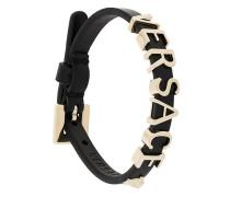 Armband mit Logo-Buchstaben