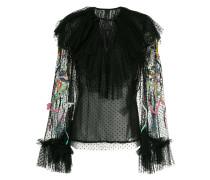 Unicorn beaded blouse