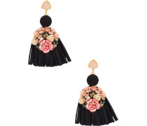 Dolce Vita fringed earrings