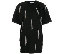 T-Shirt mit Strass