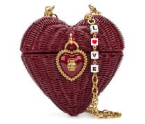 'Heart Box' Schultertasche