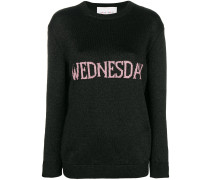 'Wednesday' Strickpullover