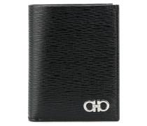 Gancio foldover wallet