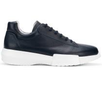 low-top runner sneakers