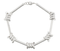 barbed wire wristband