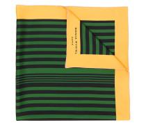 reversible stripe scarf