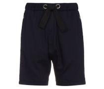 Kurze Shorts mit Ösen