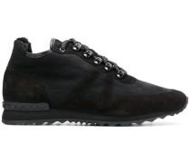 Wildleder-Sneakers mit Pelzfutter