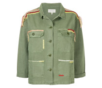 The Sergeant embroidered jacket