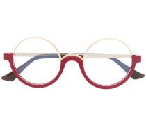 Runde Brille