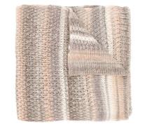 Schal mit Querstreifen