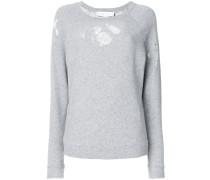 Sweatshirt im Destroyed-Look