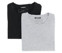Set mit zwei T-Shirts