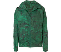 camouflage hooded jackets