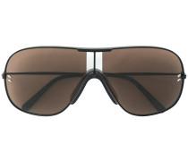Pilotenbrille mit schmalem Rahmen