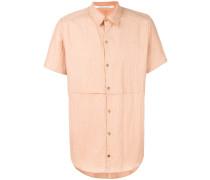 Gestuftes Hemd