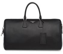 Reisetasche aus Saffiano-Leder
