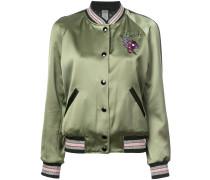 Varsity-Jacke mit reversiblem Design