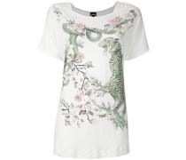 New World print T-shirt