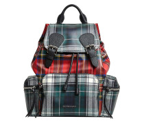 Karierter 'The Medium' Rucksack