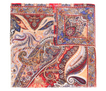Kaschmir-Schal mit Paisley-Print