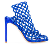 Klein caged heel sandals