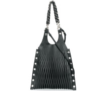 Schultertasche mit Cut-Outs