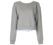 Sweatshirt mit Knotendetail