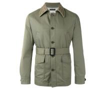 Military-Jacke mit verziertem Kragen