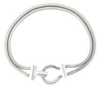 'Schumacher' Halskette mit Spange