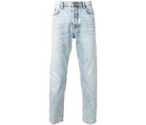 Ausgeblichene 'River' Jeans