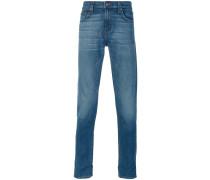 'Tyler' Jeans mit schmalem Bein