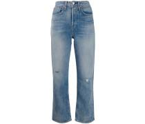 Hoch sitzende 'Maya' Jeans