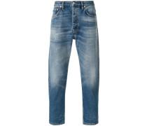 Cropped-Jeans im Vintage-Look