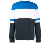 'Hurl' Sweatshirt in Colour-Block-Optik