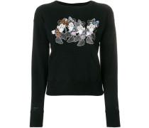 Sweatshirt mit Minnie-Maus-Print