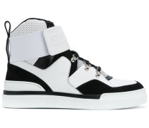 High-Top-Sneakers mit Klettverschluss