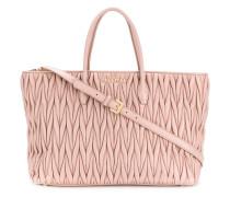Handtasche mit Falten
