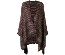 zigzag pattern cape